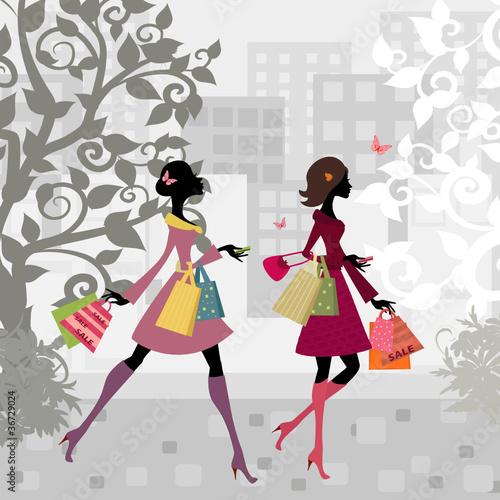 piekna-kobieta-zakupy