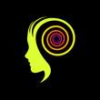 Logo dynamic thinking # Vector