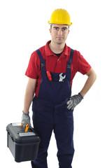 toolbox worker