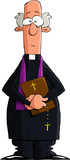 Catholic priest