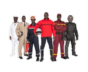uniformes sécurité