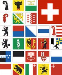 Schweiz, Kantone