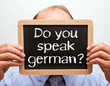 Do you speak german ?