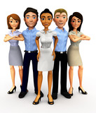 3D business group
