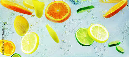 Fruit bubbles