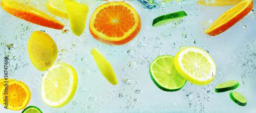 Fruit bubbles
