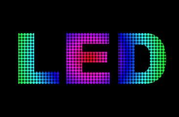 LED Schriftzug