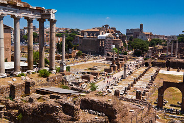 Rome, Forum Romanum