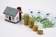 Konzept Immobilienfinanzierung