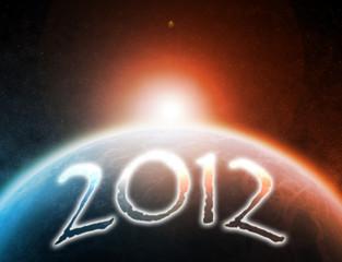 Happy new year apocalypse 2012
