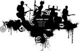 Fototapety rock concert