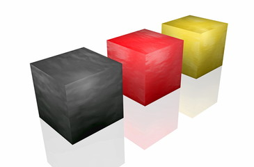 German cubes