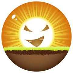 sunshine ball fot halloween