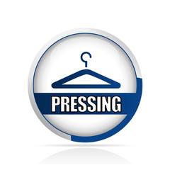 bouton pressing