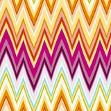 60s Retro florentine Stripe Seamless Tile. poster