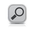 Search Lupe Icon Modern