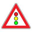 Verkehrsschild - 131 Lichtzeichenanlage