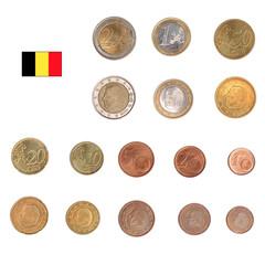 Euro coin - Belgium