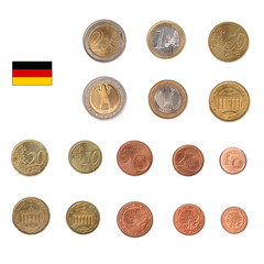 Euro coin - Germany