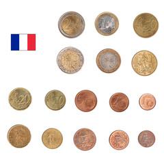 Euro coin - France