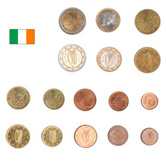 Euro coin - Ireland