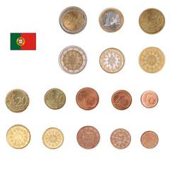 Euro coin - Portugal