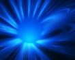 Hintergrund blaues Magnetfeld