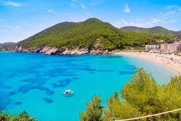 Ibiza Cala de Sant Vicent caleta de san vicente