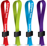 Color lanyards