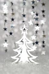 sapin de Noel étincelant