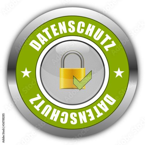 Przycisk Datenschutz