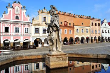 Telc town, Czech Republic