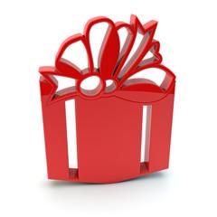 geschenk gift 3d