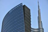 Fototapety Skyscraper Milano - Italy