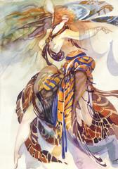 Allegory of Paradise Bird