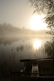 Autumn's fishing time