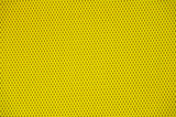 yellow polyester fabric poster