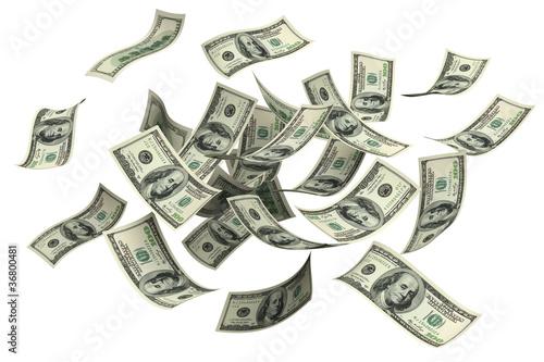 Leinwandbild Motiv Wealth