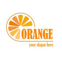 Logo Orange # Vector