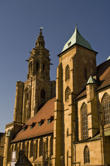 Church of Saint Kilian in Heilbronn, Germany
