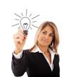 Businesswoman ideias
