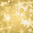 golden and white stars