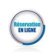bouton réservation en ligne