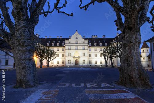 Chateau de Delemont, Jura, Switzerland - 36813807