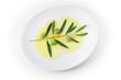 Piatto di olio&olive