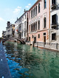 View of Grand Canal in Venice, Italy
