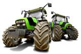 Fototapety Tractors