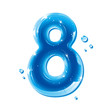 ABC series - Water Liquid Number Eight