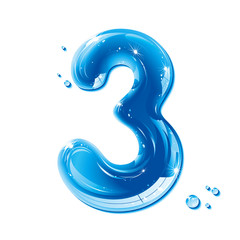 ABC series - Water Liquid Number Three