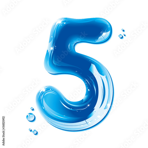 ABC series - Water Liquid Number Five